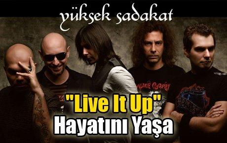 """Eurovision şarkımızın adı """"Live It Up"""""""