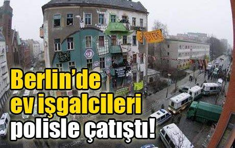 Ev işgalcileri son kale için direniyor