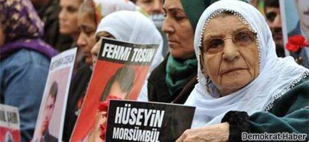 'Evlatlarımızın katilleri yargılanmadı'