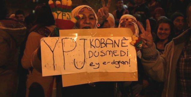 Ezgi Başaran'dan Arınç'a: Kürtler Kobanê'de Türkiye'nin rolünü unutmayacaktır, rahat olun