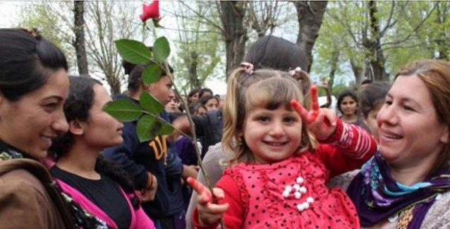 Ezidiler 'Şeh Şems' bayramını kutladı