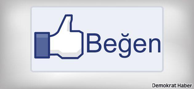Facebook 'beğen' butonunun anlamsızlığını gördü