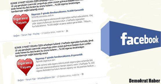 Facebook hesabınız reklam yaymaya mı başladı?