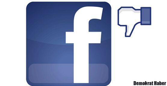 Facebook 'like' etmediğini sansürlüyor