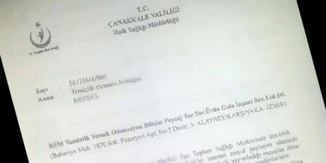 Facebook'tan Erdoğan ve Davutoğlu'nu eleştiren işçi valilik talimatıyla işten atıldı!