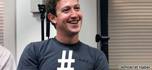 Facebook'ta 'hashtag' dönemi