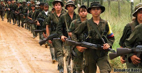 FARC tek taraflı ateşkese son verdi