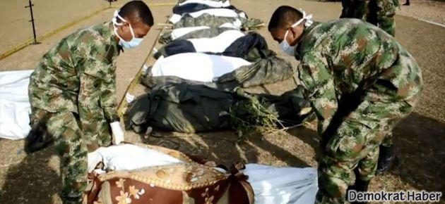 FARC'a kanlı askeri operasyon