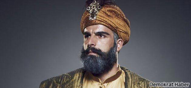 'Fatih' dizisinin Fatih'i set görevlisine kılıçla saldırdı