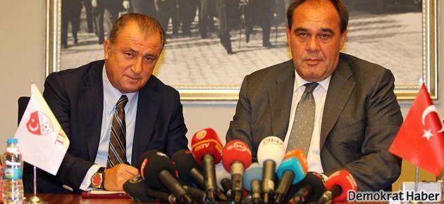 Fatih Terim'e 27 milyon Euro'luk sözleşme