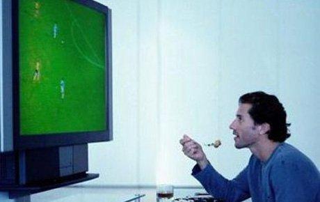 Fazla televizyon kalbe zararlı