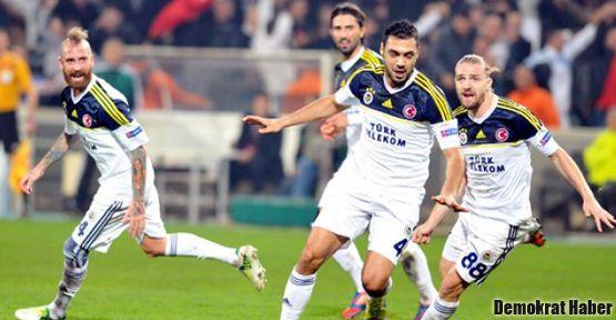 F.Bahçe-Gençlerbirliği maçında 5 gol