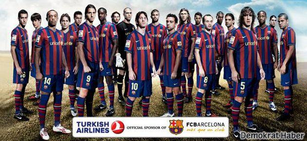 FC Barcelona'dan Eğitim-Sen'e 'THY grevi' için yanıt