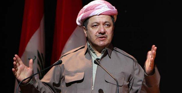 Barzani Ankara'ya geldi, ilk adresi MİT oldu
