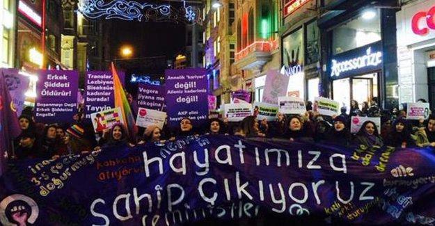 Feministlerden HDP'ye destek