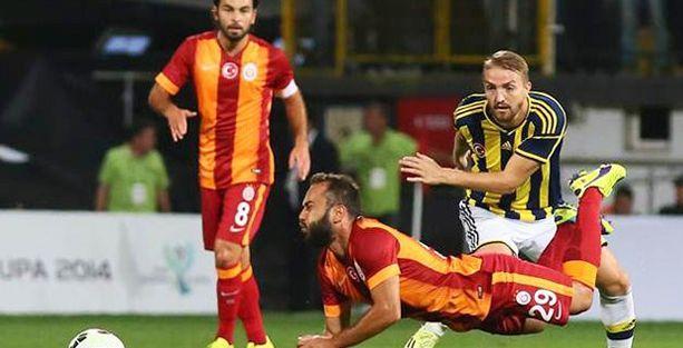 Süper Kupa'nın sahibi Fenerbahçe
