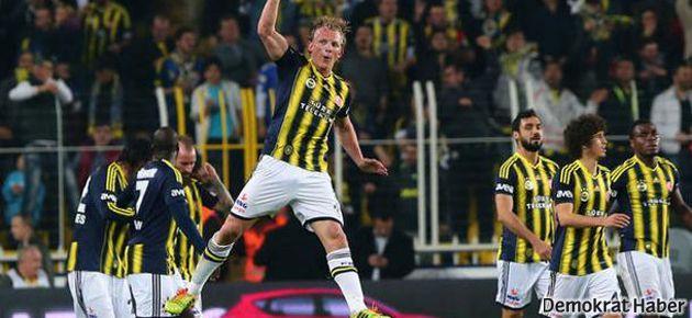 Lider Fenerbahçe arayı açıyor