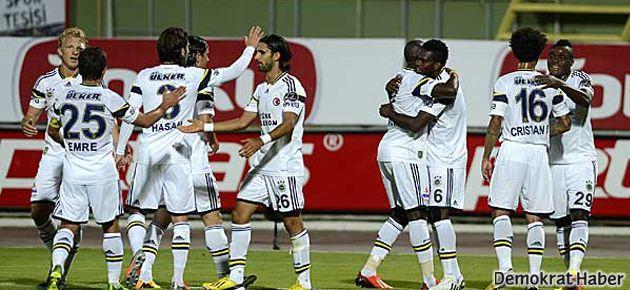 Fenerbahçe Arsenal maçı