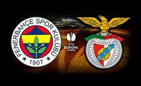 Fenerbahçe Benfica Yarı Final maçı ne zaman saat kaçta hangi kanalda? (UEFA Avrupa Ligi )