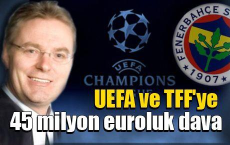 Fenerbahçe CAS'a gitti