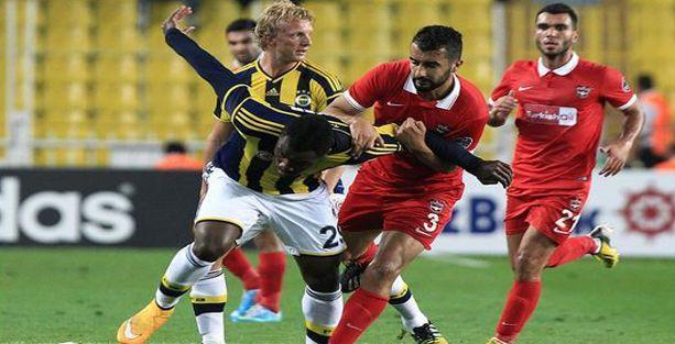 Fenerbahçe Gaziantepspor, ıslıkların gölgesinde…
