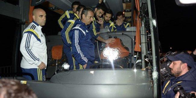 Fenerbahçe otobüsüne saldırıda yeni gelişme