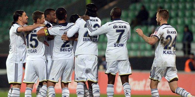 Fenerbahçe Kupa'da çeyrek finale yükseldi