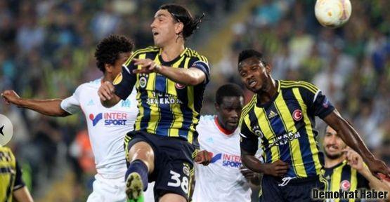 Fenerbahçe-Marsilya 2-2