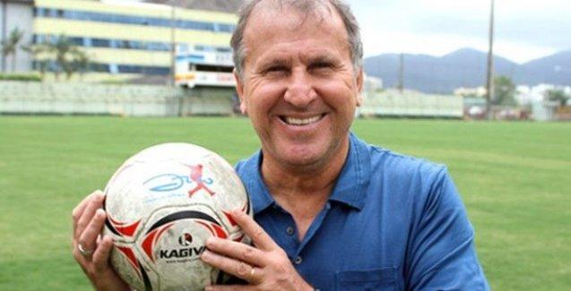 Fenerbahçe'nin eski teknik direktörü Zico, FIFA başkanlığına aday