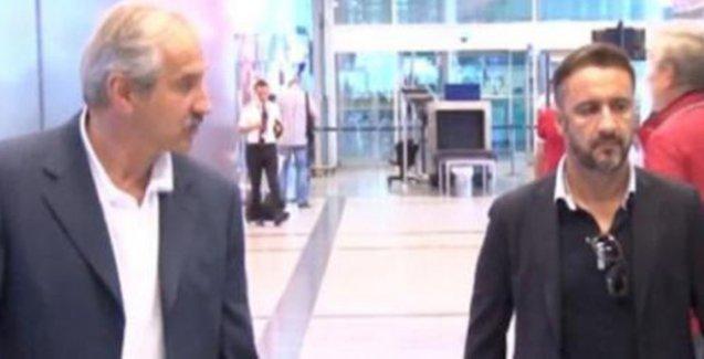 Fenerbahçe'nin yeni teknik direktörü İstanbul'da