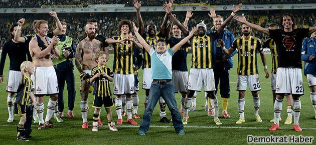 Fenerbahçe şampiyonluğa yaklaştı