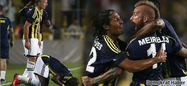 Fenerbahçe Selçuk için oynadı, kazandı!