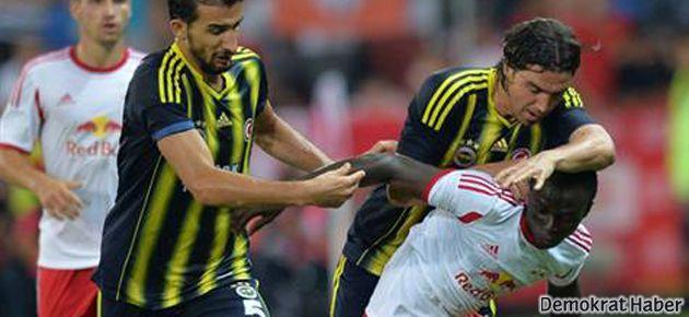 Fenerbahçe son dakikada penaltıyla güldü