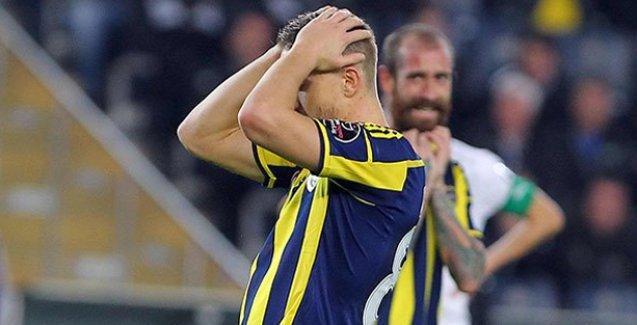 Fenerbahçe son dakikada yıkıldı