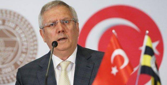 Fenerbahçe taraftarından Aziz Yıldırım'a karşı kampanya: Aday olma!