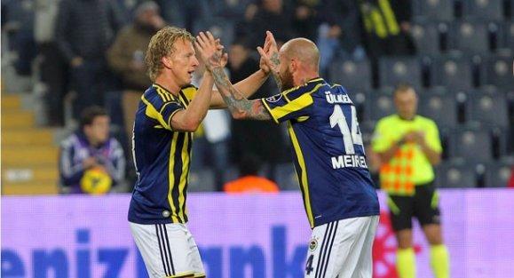 Fenerbahçe üst üste 5. lig maçını kazandı