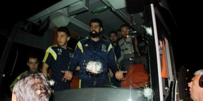 Fenerbahçe'ye saldırı dış basında