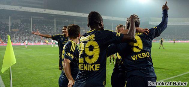 Fenerbahçe yine 90+4'te