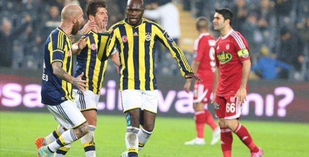 Fenerbahçe zirveye '4' nala