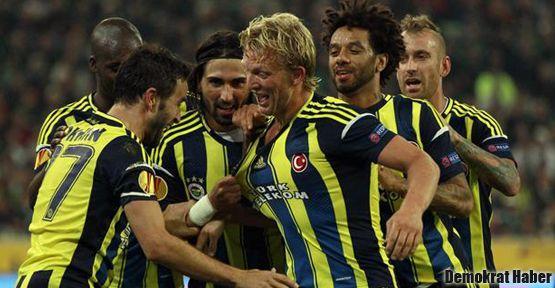 Fenerbahçe ve Galatasaray'a güzel rakipler