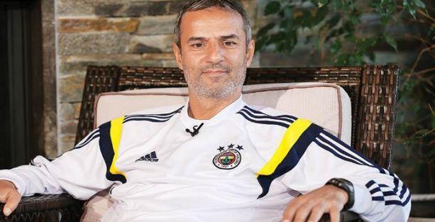 Fenerbahçe'de  İsmail Kartal imzaladı