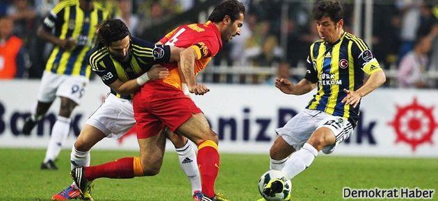 Fenerbahçe'ye derbi tesellisi