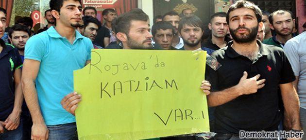 Ferhat Tunç'tan sanatçılara Rojava çağrısı