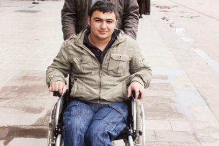 Ferhat'ı sakat bırakan kurşun, 5 yıl sonra ağır cezaya