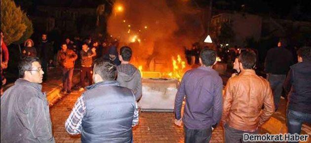 Fethiye'de saldırılar sabaha kadar sürdü