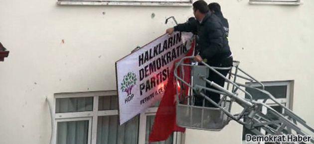 Fethiye'de seçimlerin ertelenmesi için başvuru