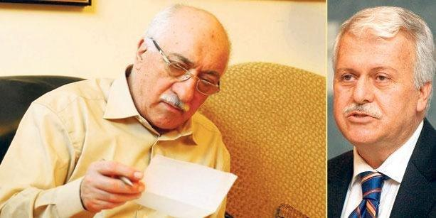 Fethullah Gülen'den Hüseyin Gülerce'ye dava