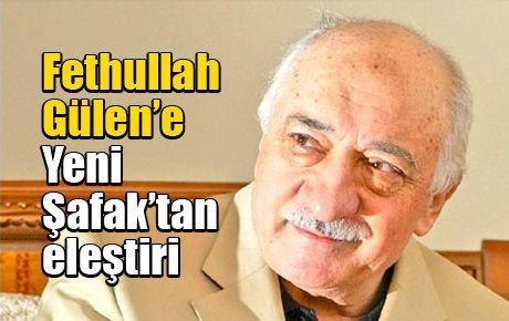 Fethullah Gülen'e Kürşat Bumin'den eleştiri