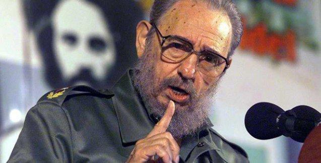 Fidel Castro: ABD'ye güvenmiyorum ama...