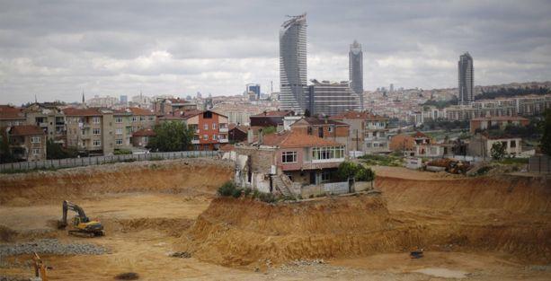 Fikirtepe'de kentsel dönüşüme direnen 43 'inatçı' daha!